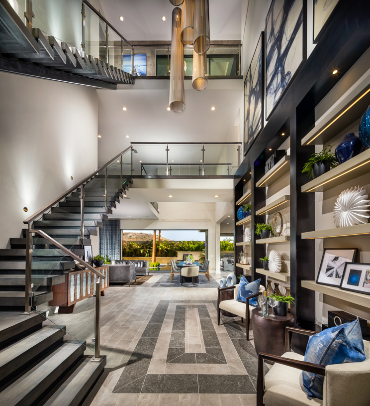 Loving This Open Concept By Tollbrothers: Irvine CA New Homes - Master Planned Community