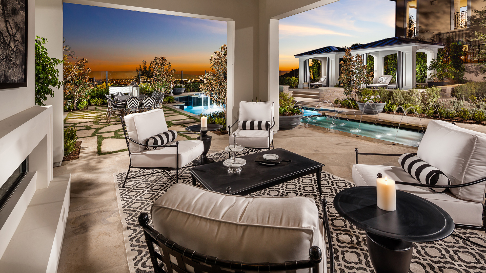 Irvine Ca New Homes Master Planned Community Altair