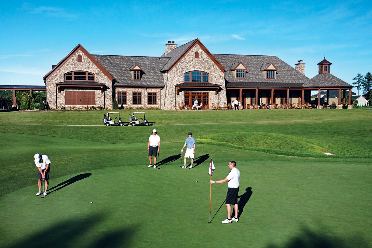 Enjoy our beautiful Tom Fazio designed golf course