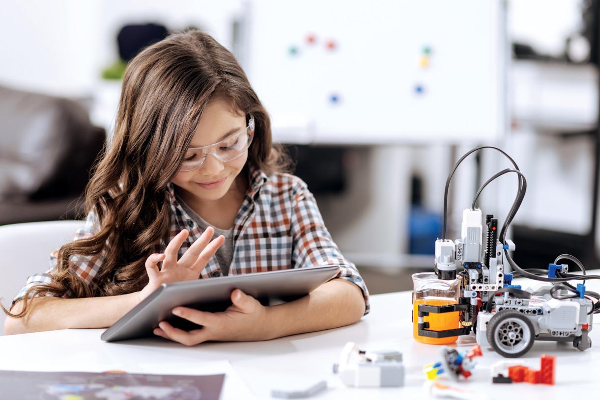 Children attend top-rated Ann Arbor Schools