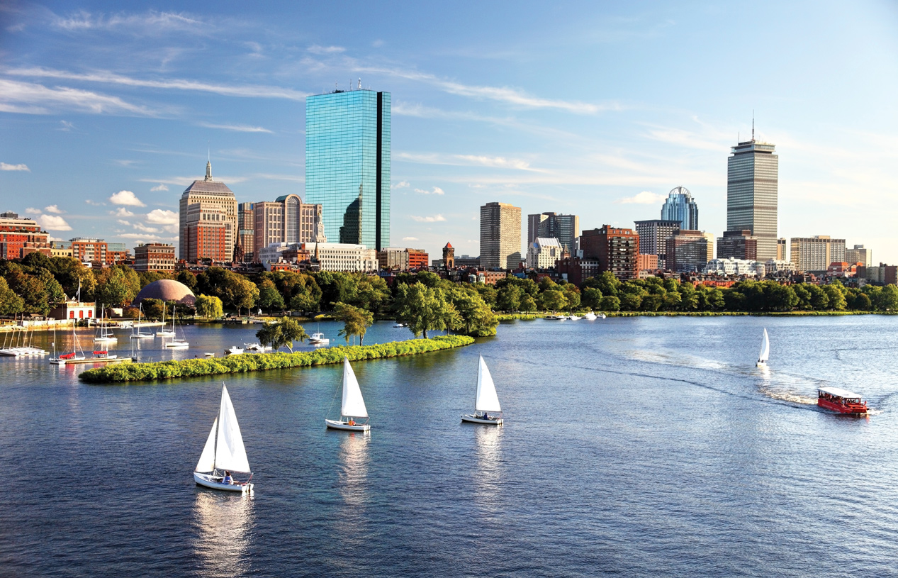 Enjoy world-class dining and entertainment in Boston