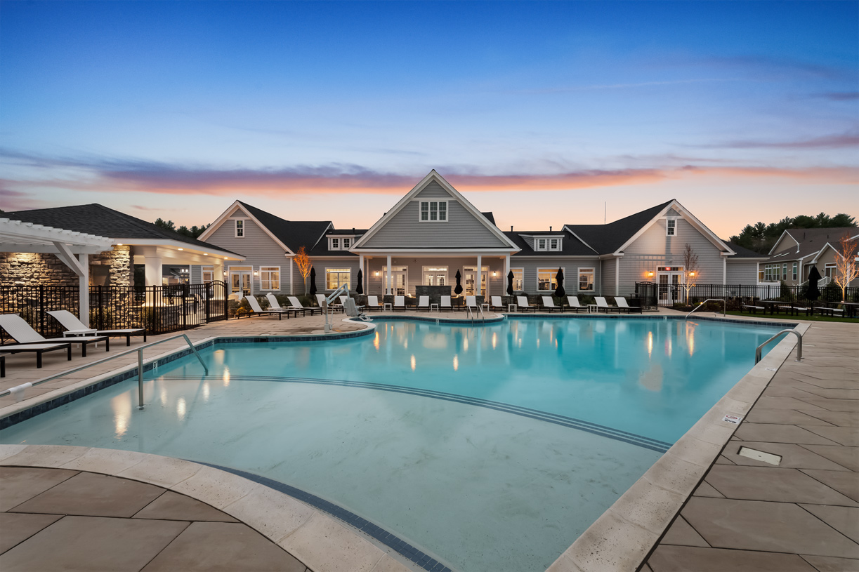 Community resort-style amenities