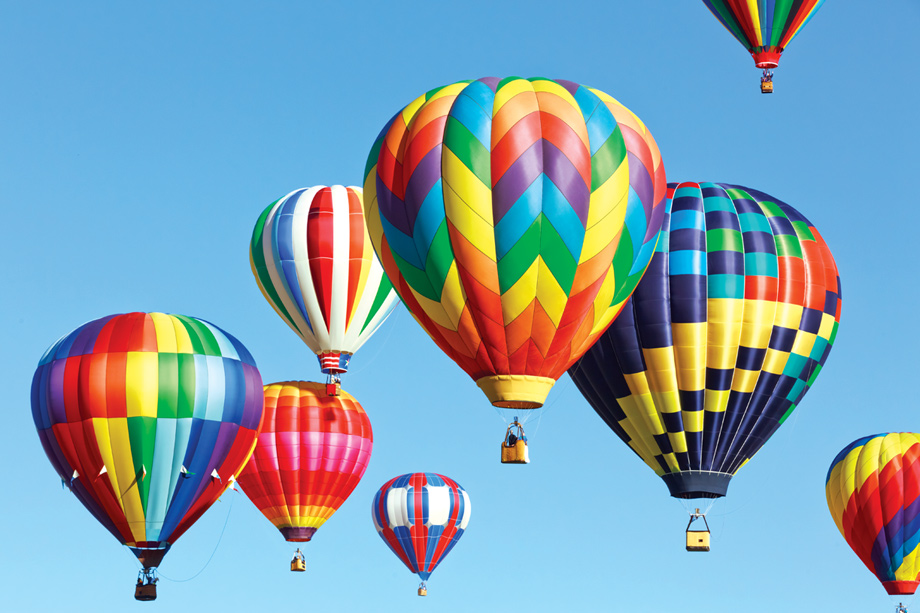 Enjoy year-round events like the Great Reno Balloon Race