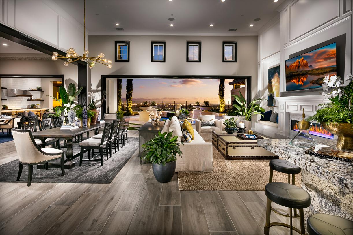 New Home Construction Sites In Murrieta California