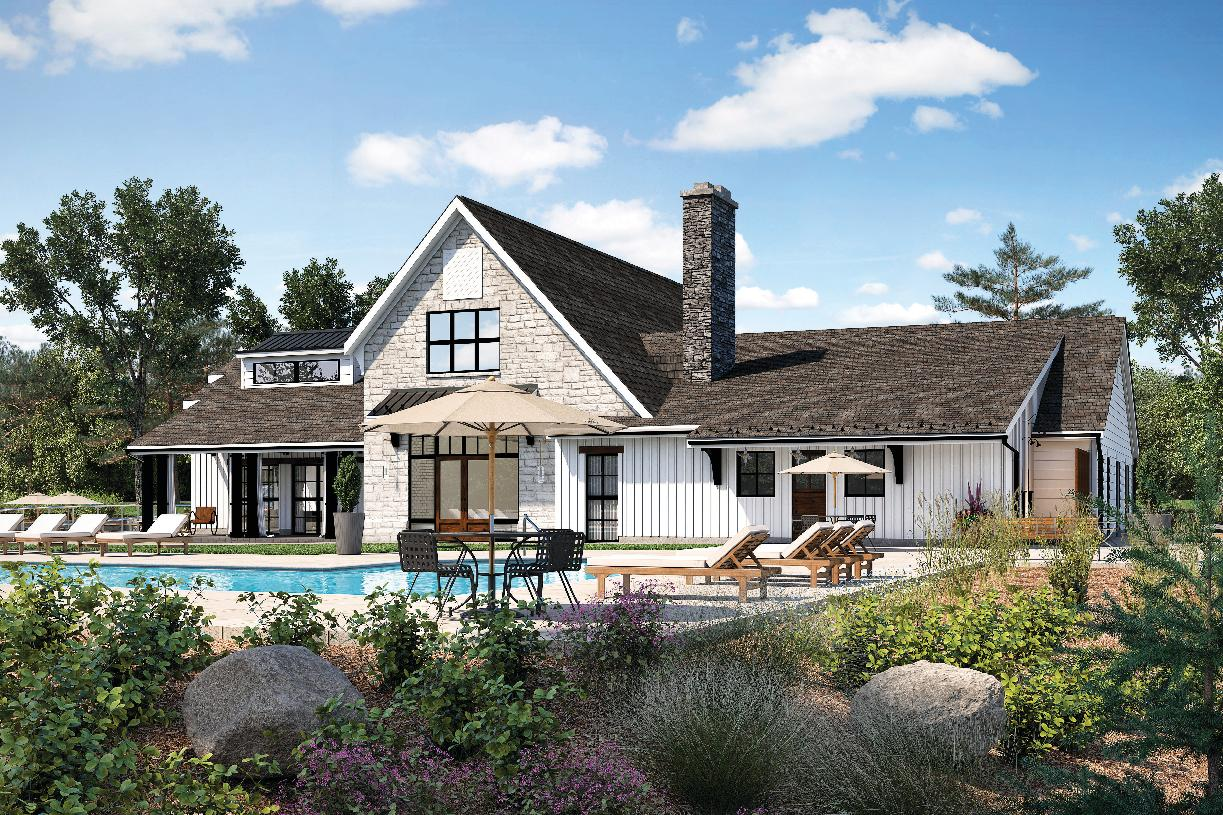 Clubhouse with resort-style amenities in your backyard