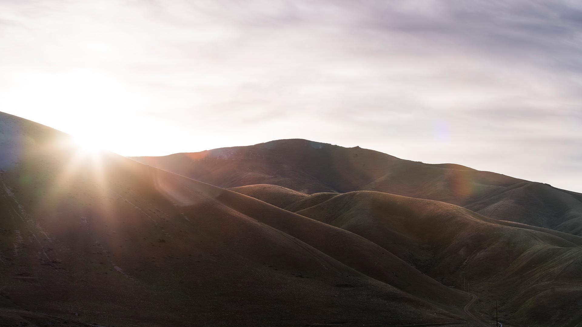 Beautiful mountain views throughout the community