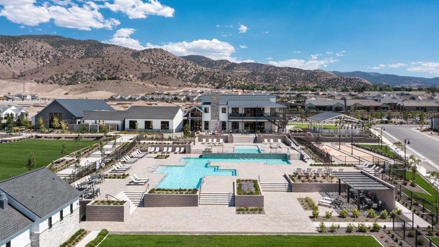 A premiere clubhouse like no other in Reno