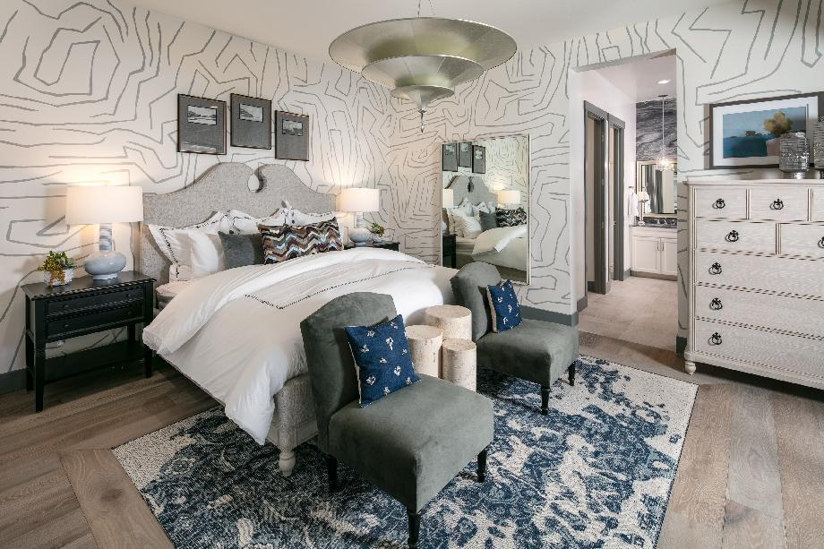 Gramercy primary bedroom suite