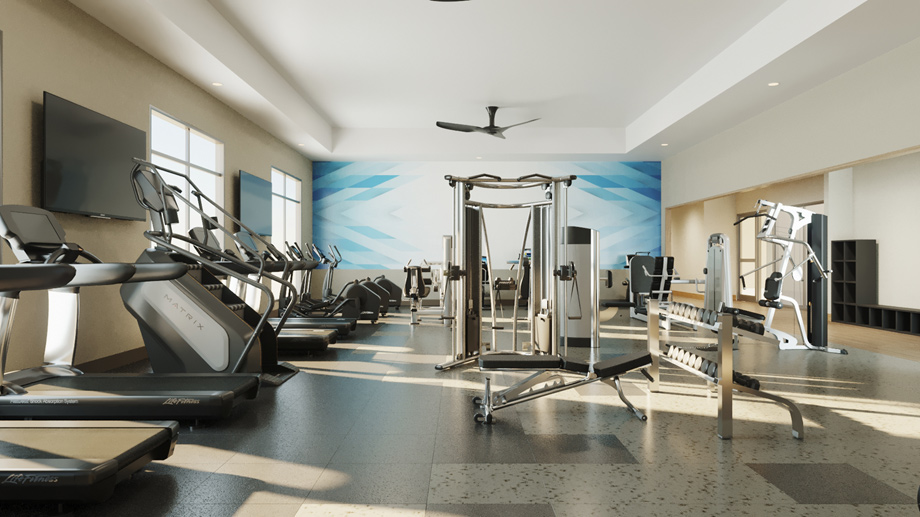 Regency at Caramella Ranch Fitness Center