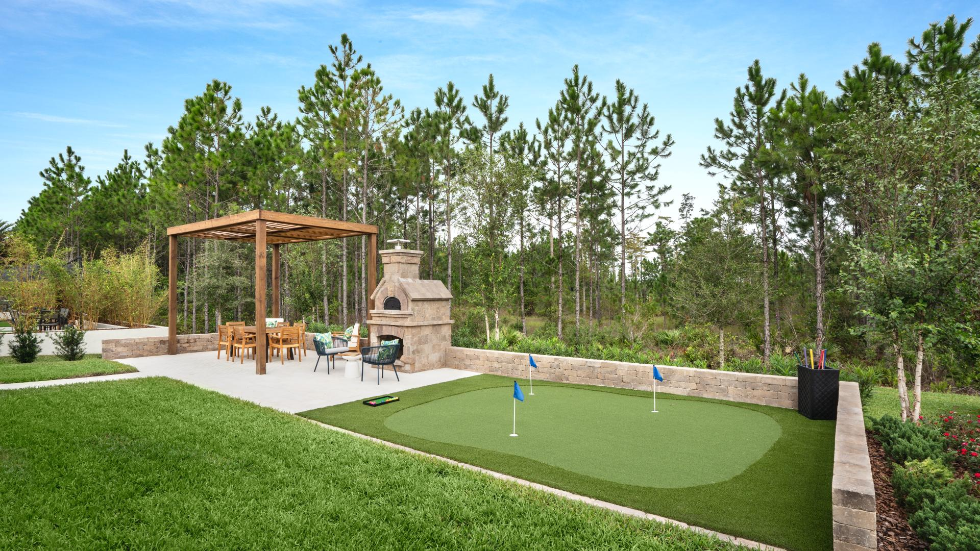 Creative backyard designs for your family needs