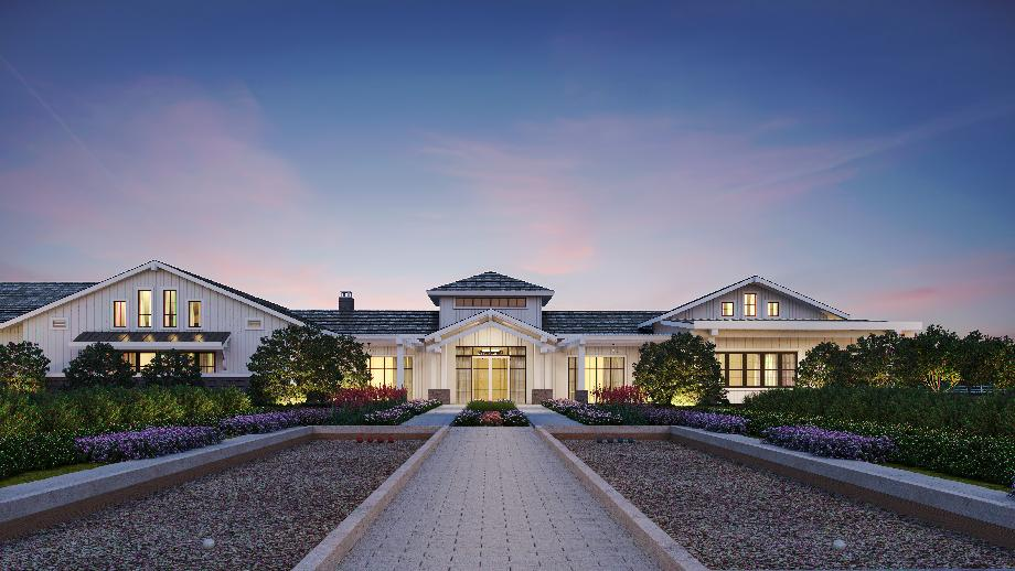 Private Troon-managed clubhouse with resort-style amenities