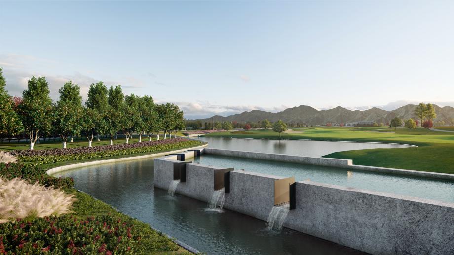 18-Hole Nicklaus Design Golf Course