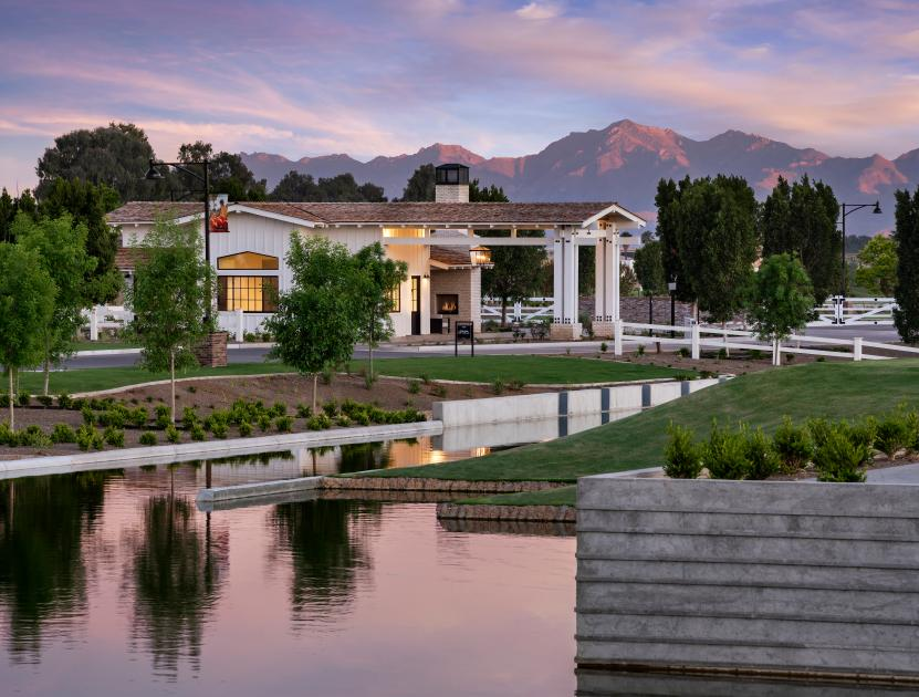 Private staff-gated community in a spectacular setting