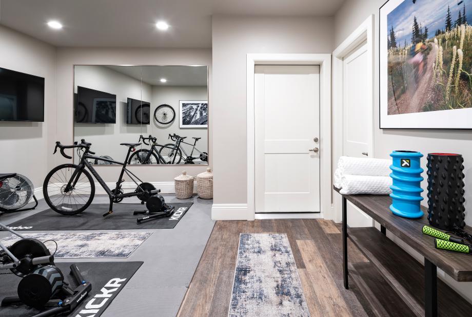 Versatile bonus rooms to suite your needs