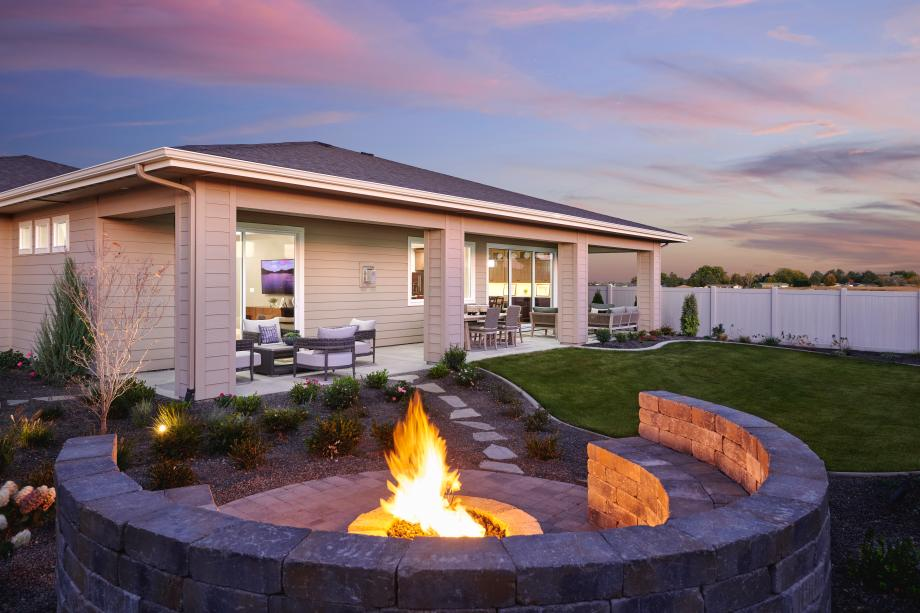 Seamless indoor and outdoor living spaces