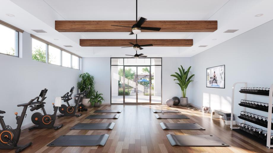 Find peace and tranquility in the future Yoga & Meditation Space
