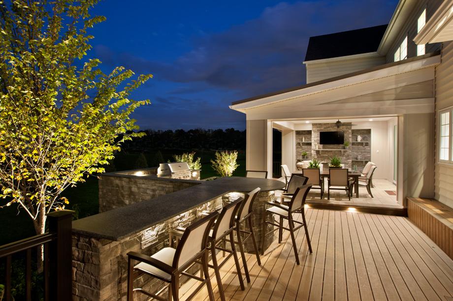 The best in indoor/outdoor living features