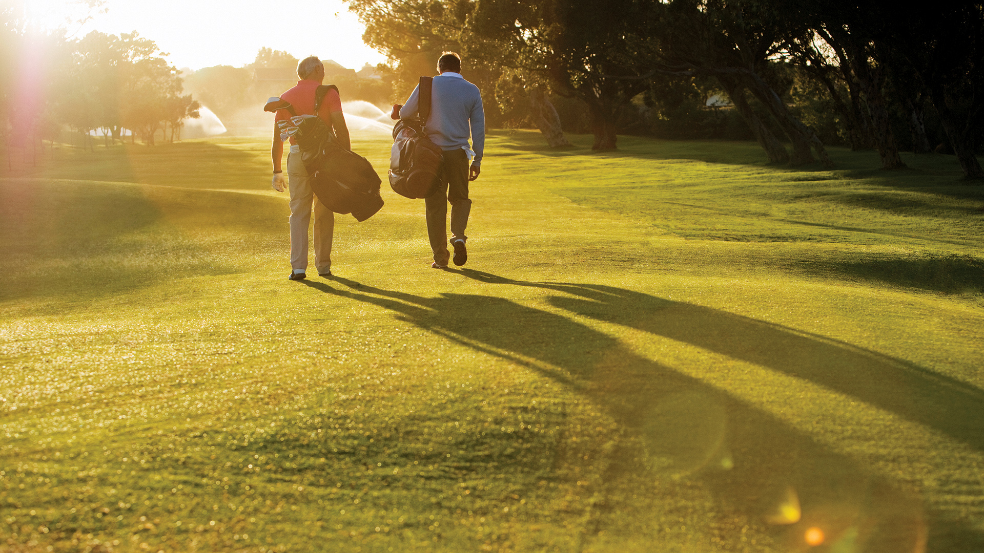 Play a round at the world-class Ramsey Golf and Country Club nearby
