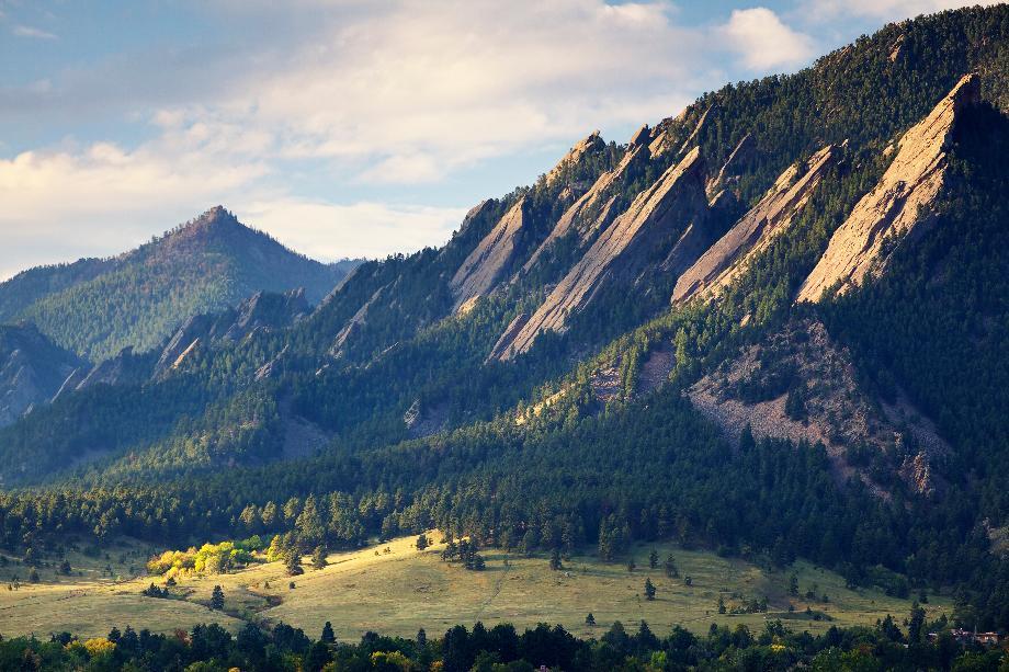 Short 10-minute commute to Boulder
