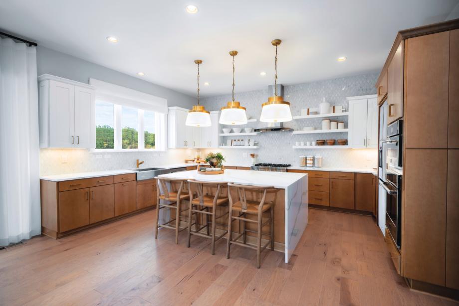 Entertain in your dream kitchen