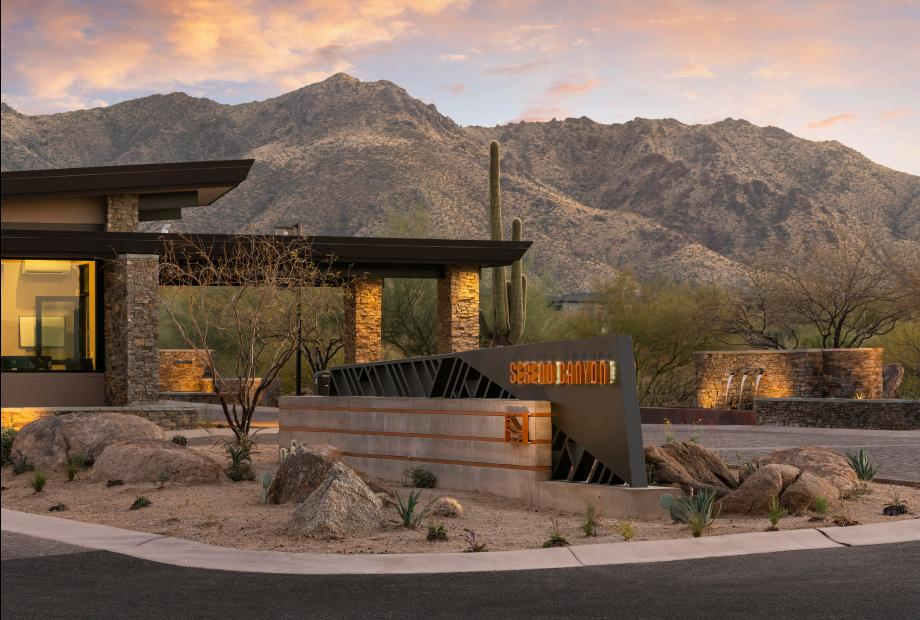 Private staff-gated community with unparalleled mountain views