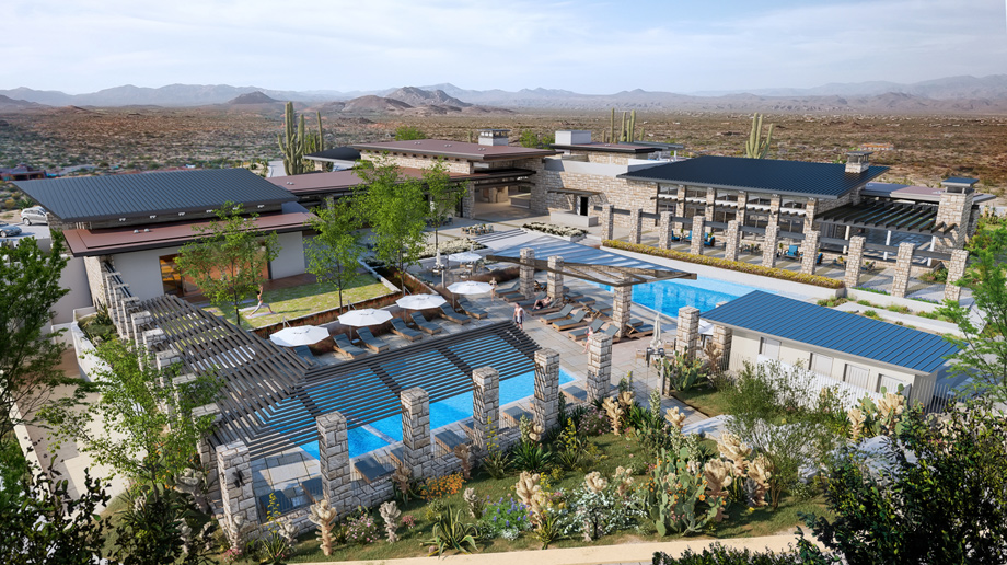 Mountain House Lodge - Resort-style pools