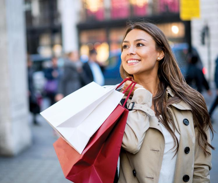 Exceptional shopping at nearby Tysons Corner and Tysons Galleria