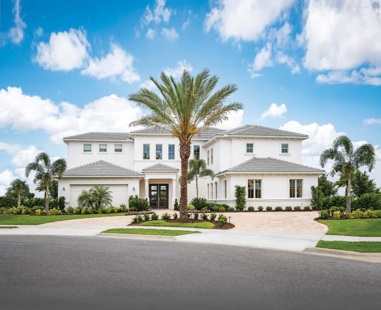 Toll Brothers - Laurel Pointe Lake Nona Photo