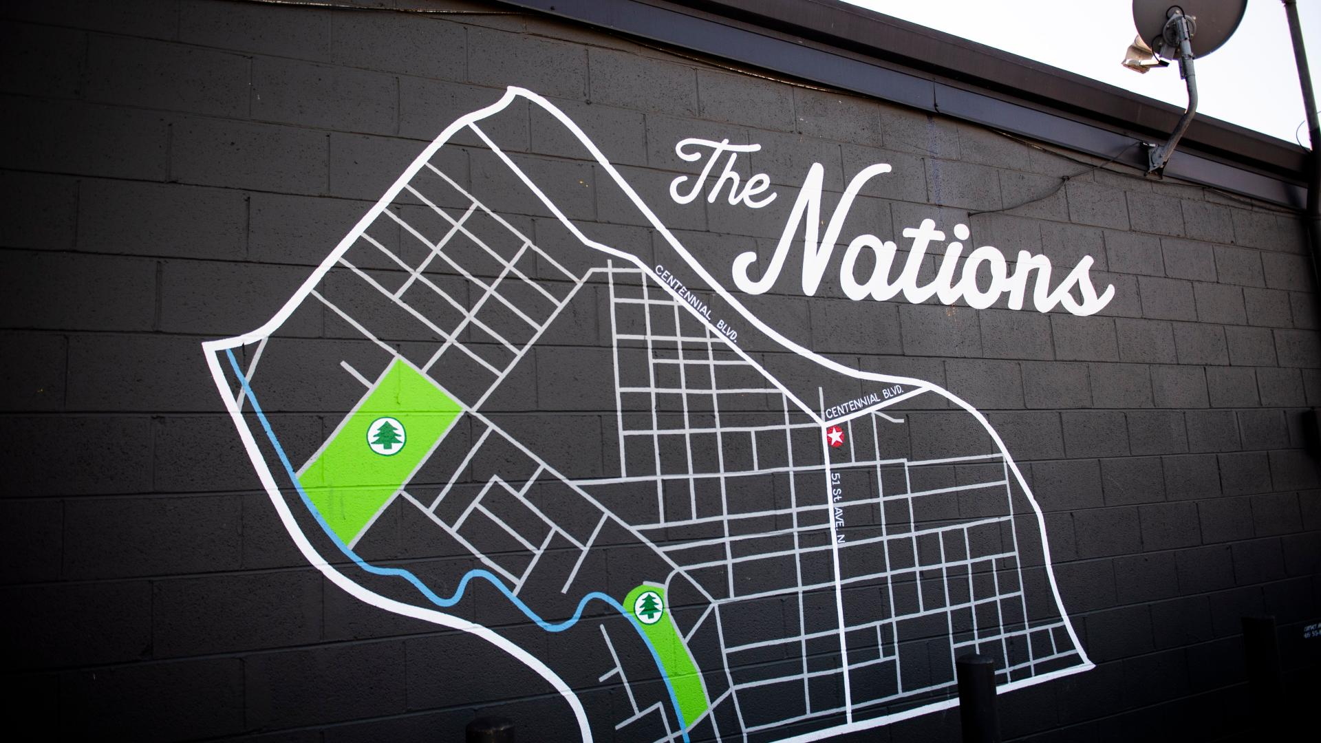 One of the fastest-growing neighborhoods in Nashville