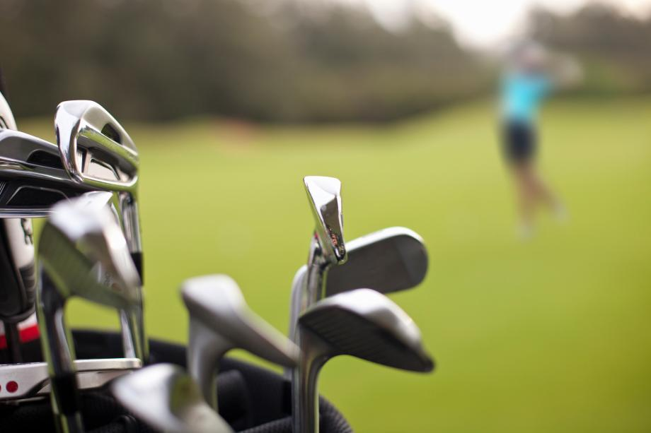 Enjoy a day of golf on the TPC golf course