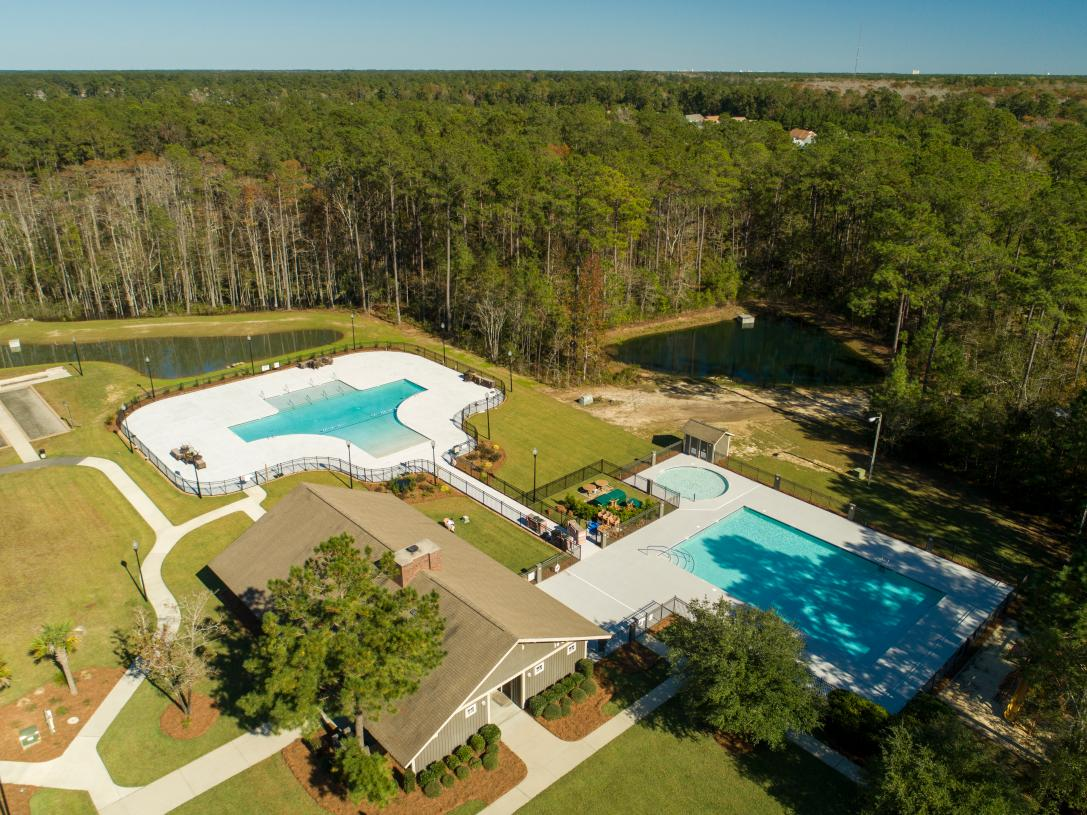 Experience the Prince Creek master plan community amenities