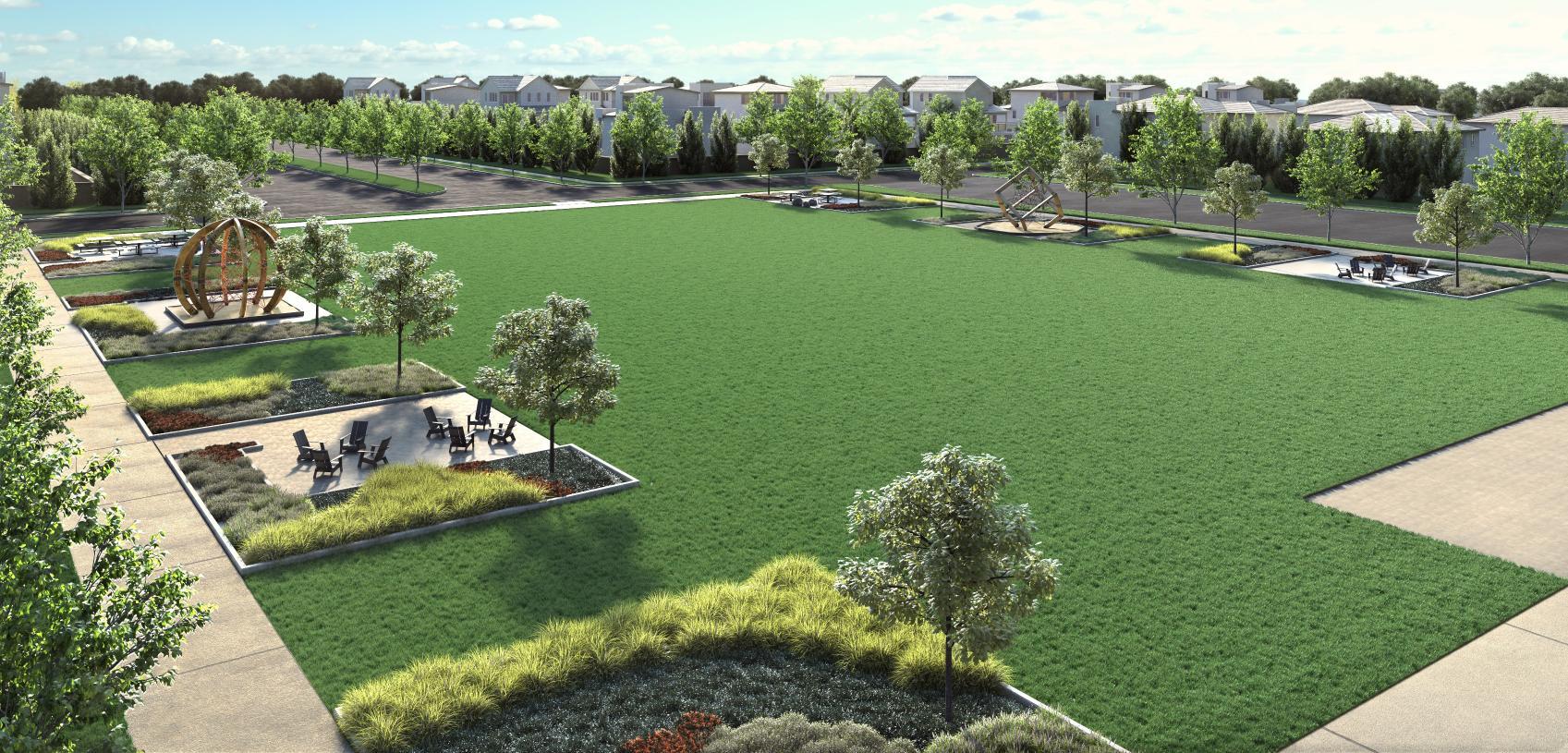 Future Central Park Community Park