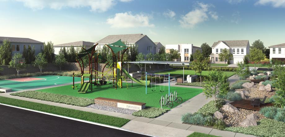 Future Evergreen Community Park