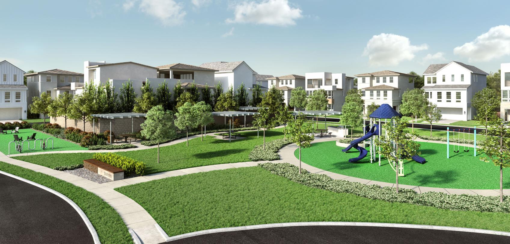 Future Parkland Community Park