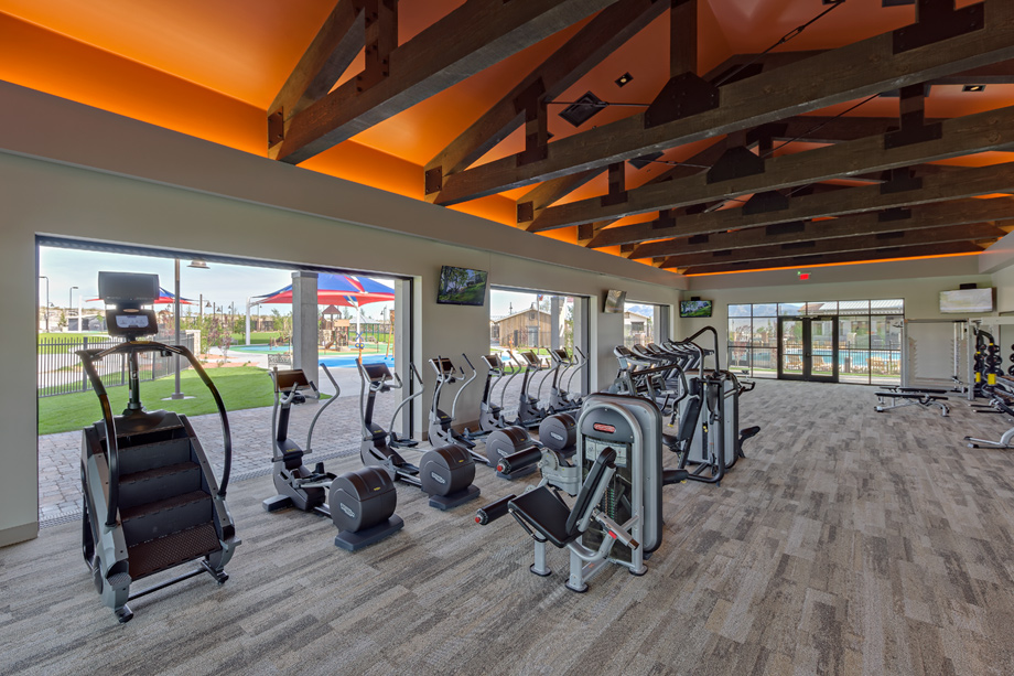 Stay fit at Skye Fitness Center