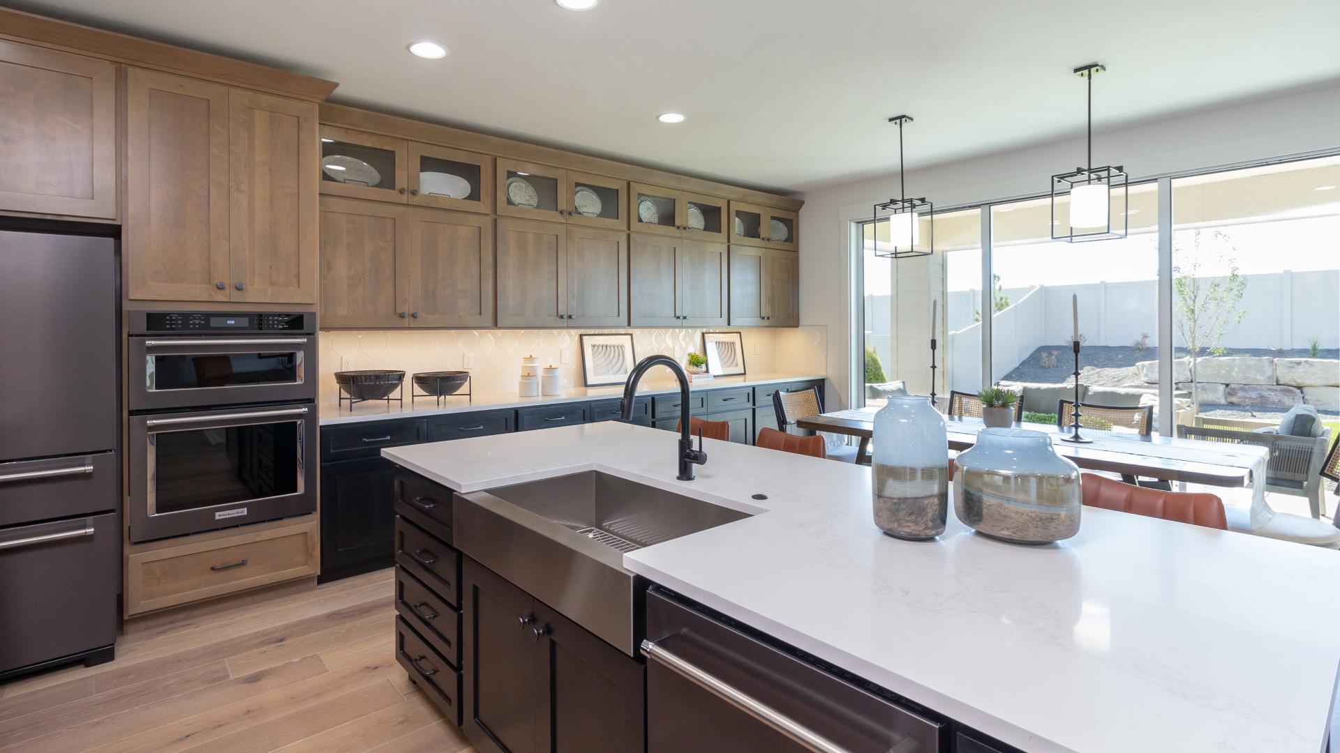 Brennan kitchen - Woodland Collection