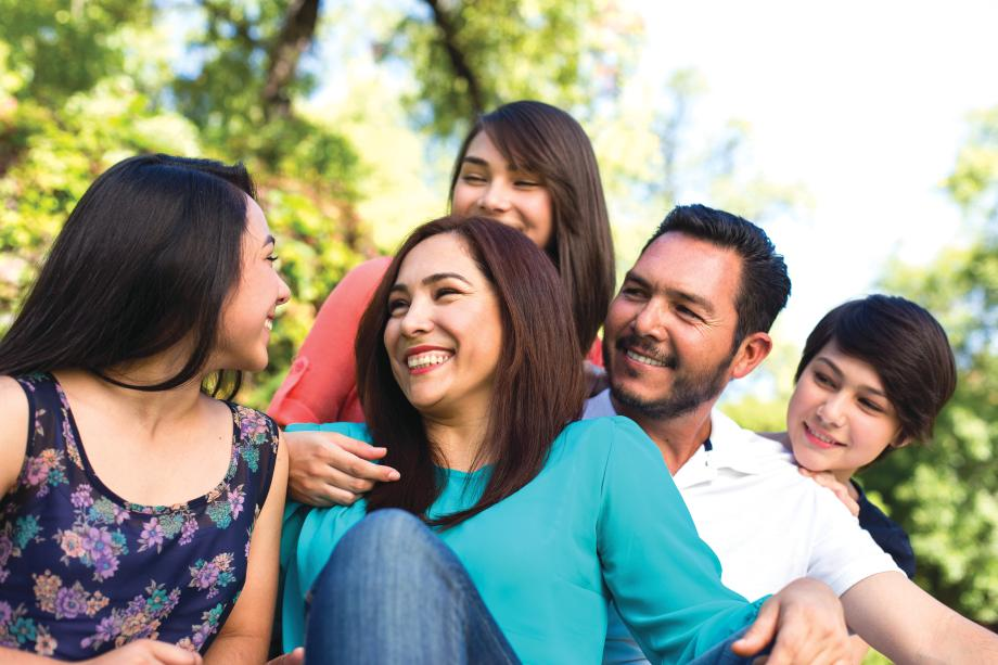 Find family fun at community parks