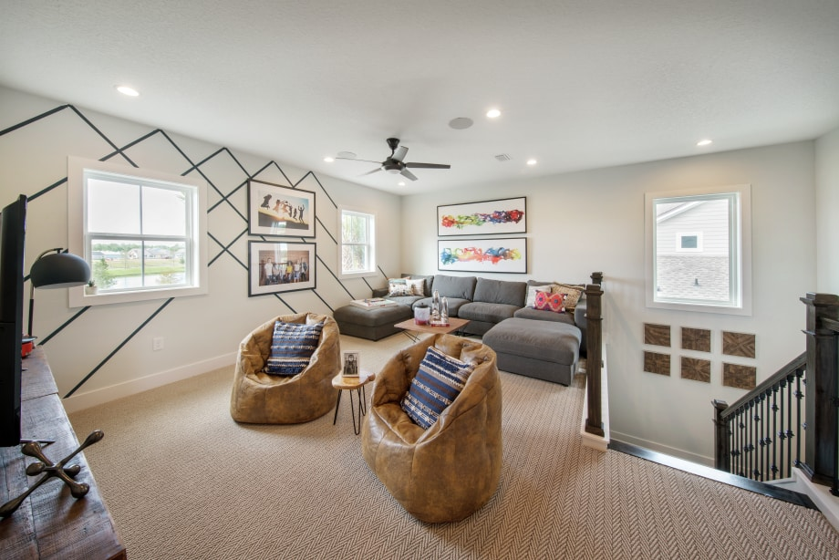 Cozy lofts for relaxing