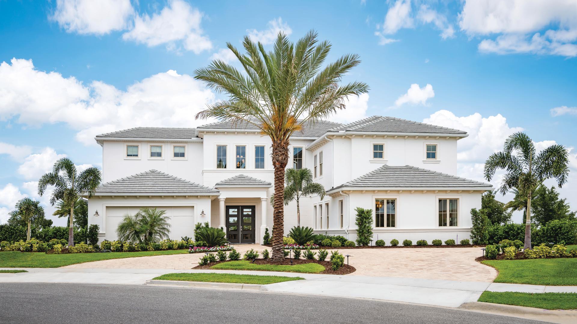 Estate home designs
