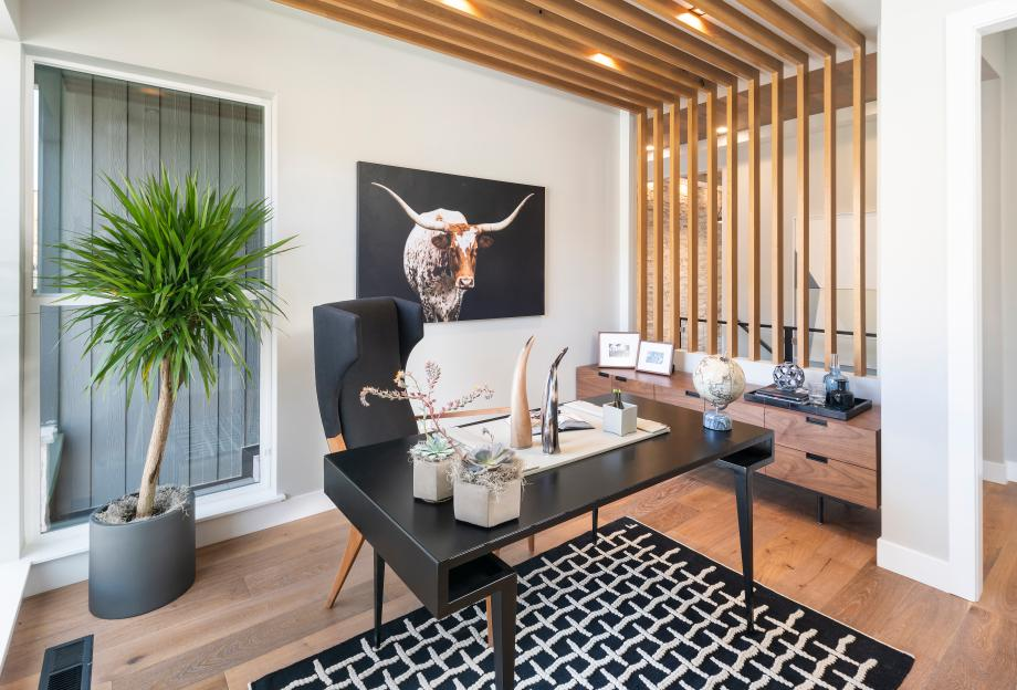 Versatile office spaces ideal for working from home
