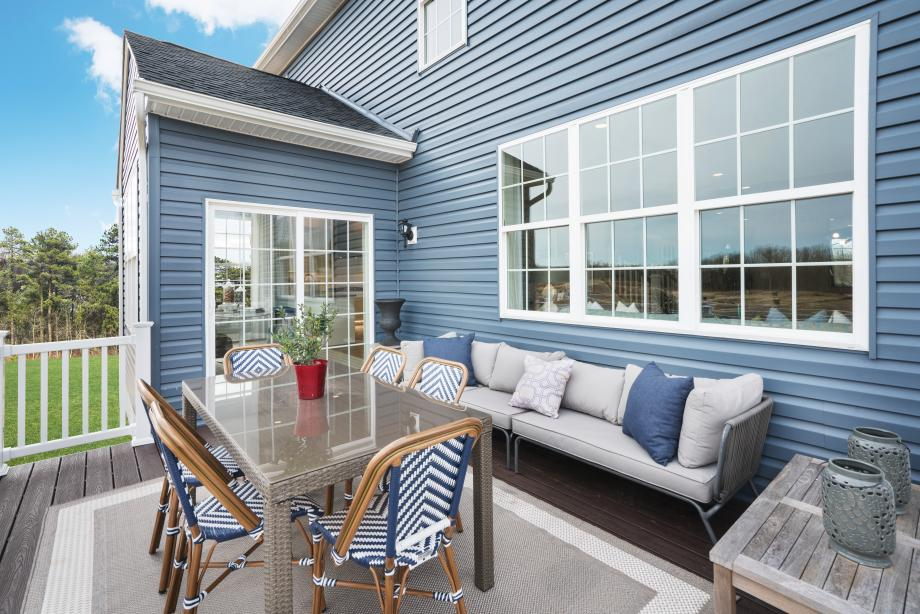 Expand your living spaces outdoors