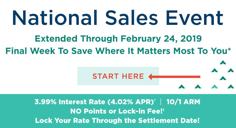 Build-For-You National Sales Event