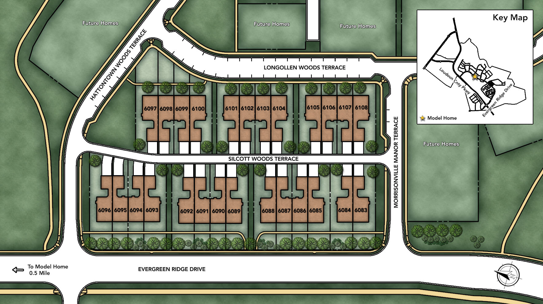 Loudoun Valley - The Old Towne Site Plan II