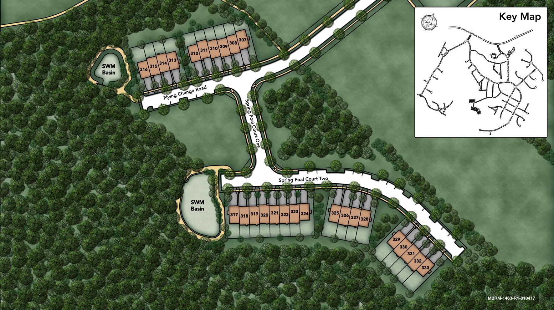 Marlboro Ridge - The Meadows Site Plan II