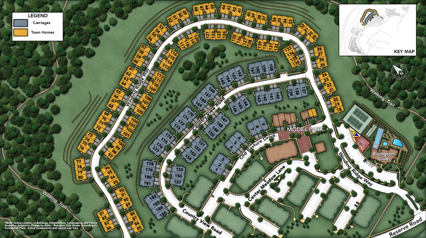 New luxury homes for sale in danbury ct rivington by for The rivington