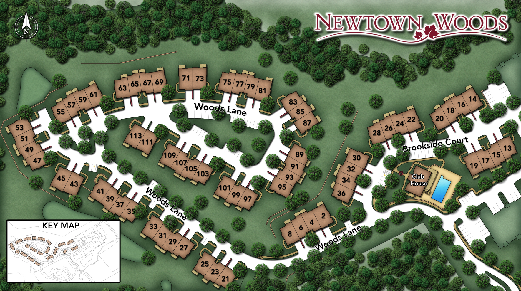 New luxury homes for sale in newtown ct newtown woods for Luxury townhome plans