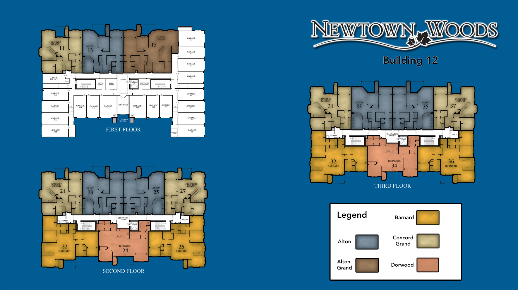 Newtown woods regency collection quick delivery home alton for Newtown builders