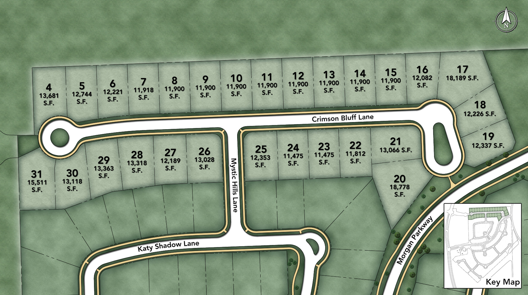 The Reserve at Katy Site Plan II