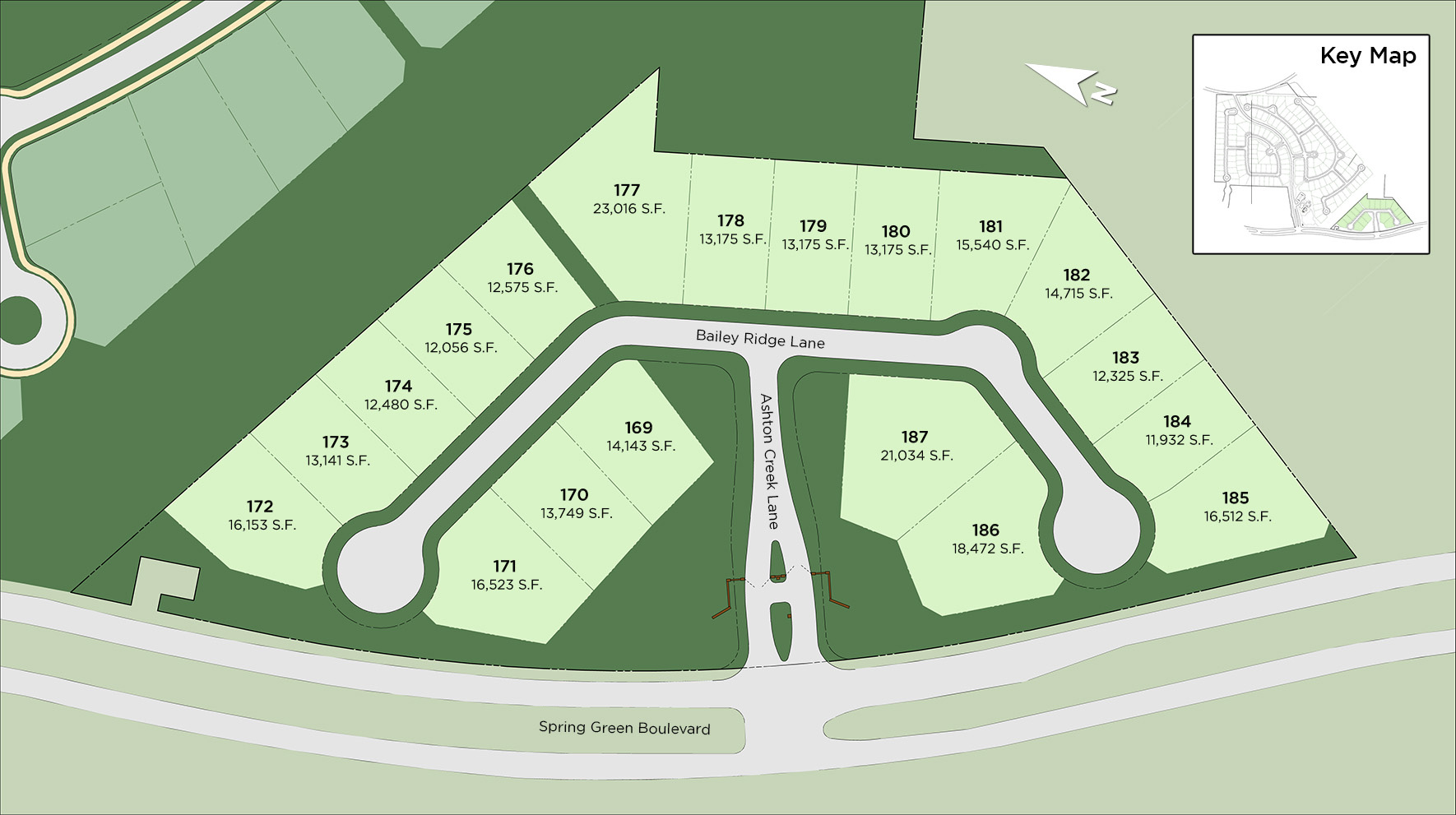 The Reserve at Katy Site Plan III