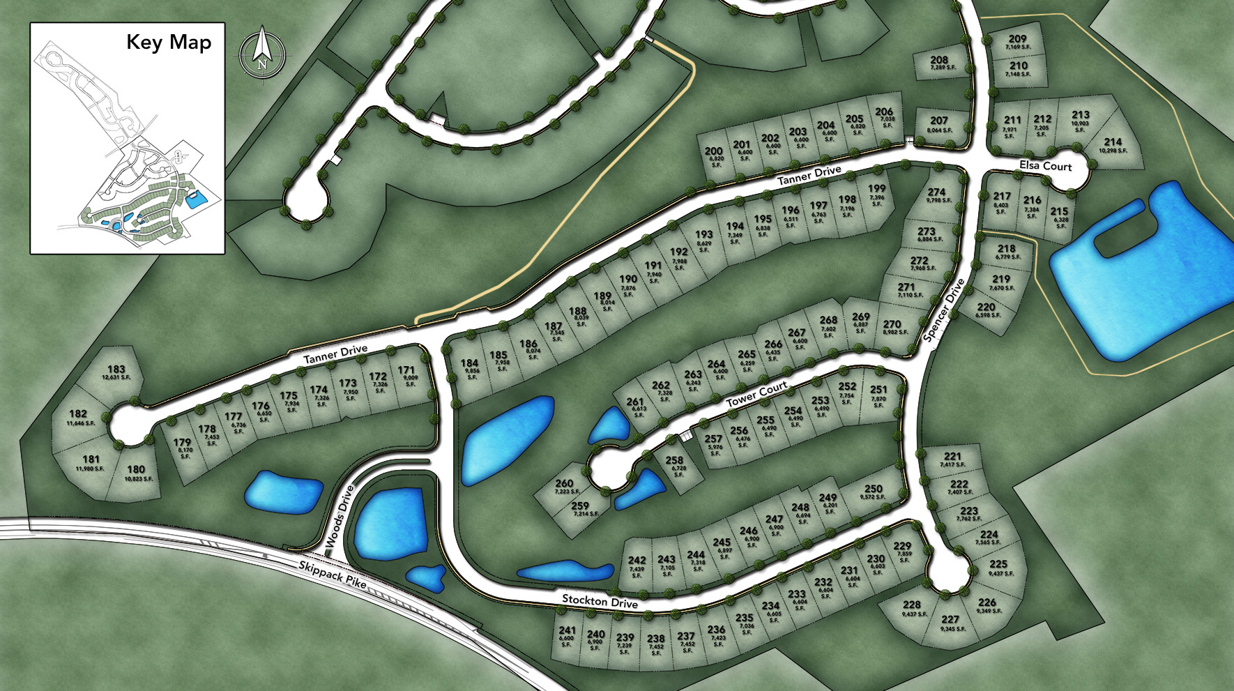 Meadow Glen at Skippack Site Plan